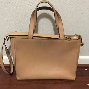 Celine Top Handle Handbag with Strap